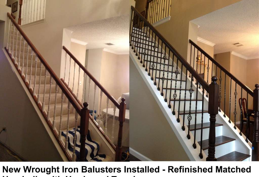 Iron Baluster